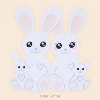 Famille Justin le Lapin