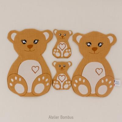 Famille Mouss l'Ours