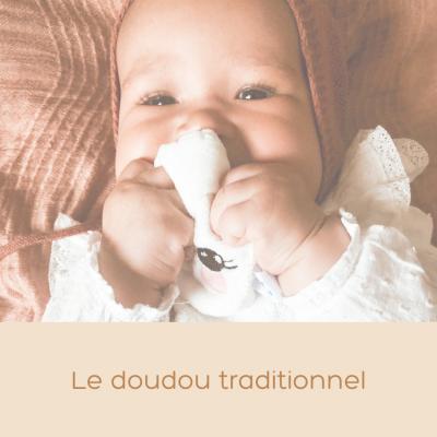 Les Doudous Traditionnels - Atelier Bombus